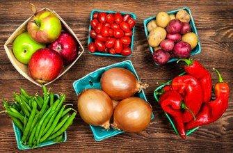 Безбелковая диета - список продуктов на неделю