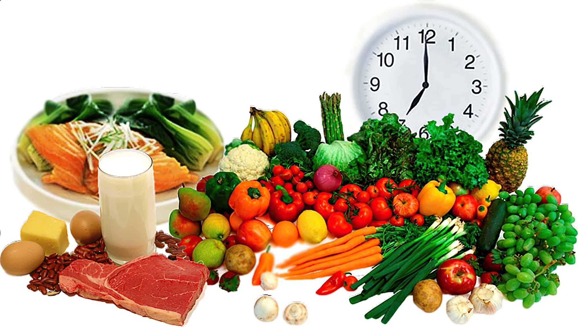 Диеты и рациональное питание